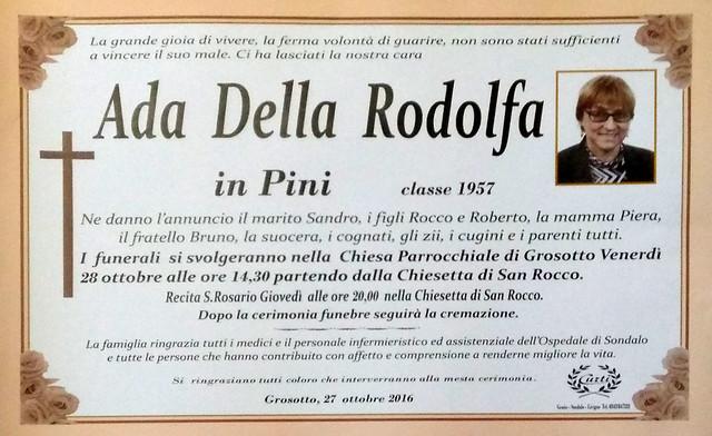 Della Rodolfa Ada