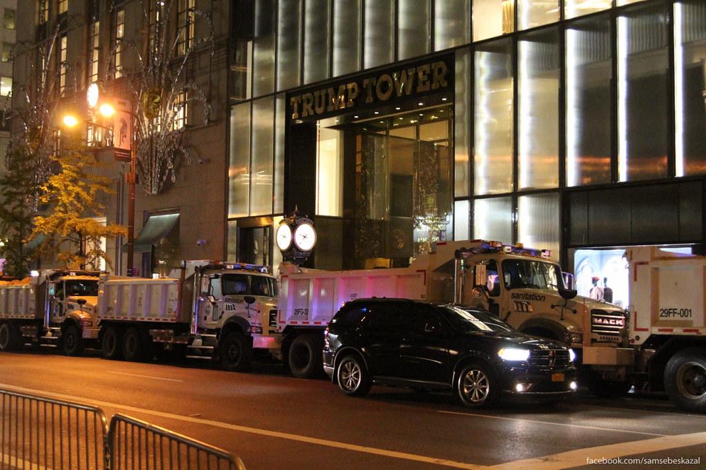 Ночь в Нью-Йорке, когда выбрали Трампа samsebeskazal-7165.jpg