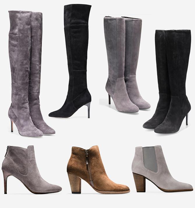 Cole Haan boot sale
