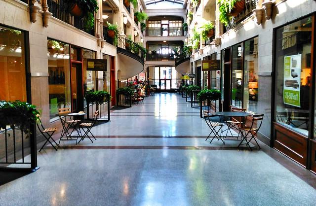 Grove Arcade -- Asheville, North Carolina