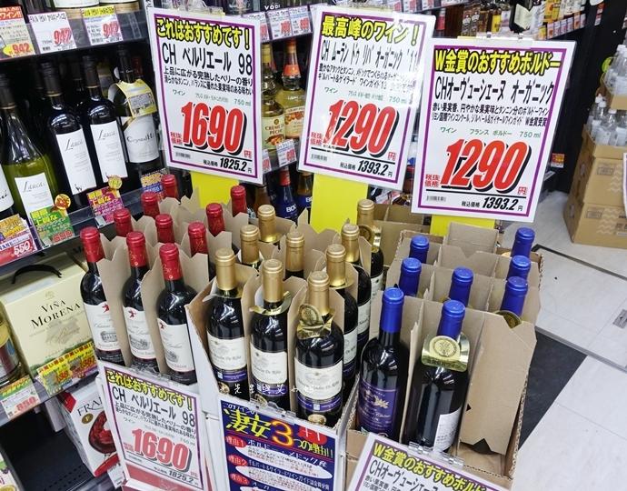 64 上野酒、業務超市 業務商店 スーパー  東京自由行 東京購物 日本自由行