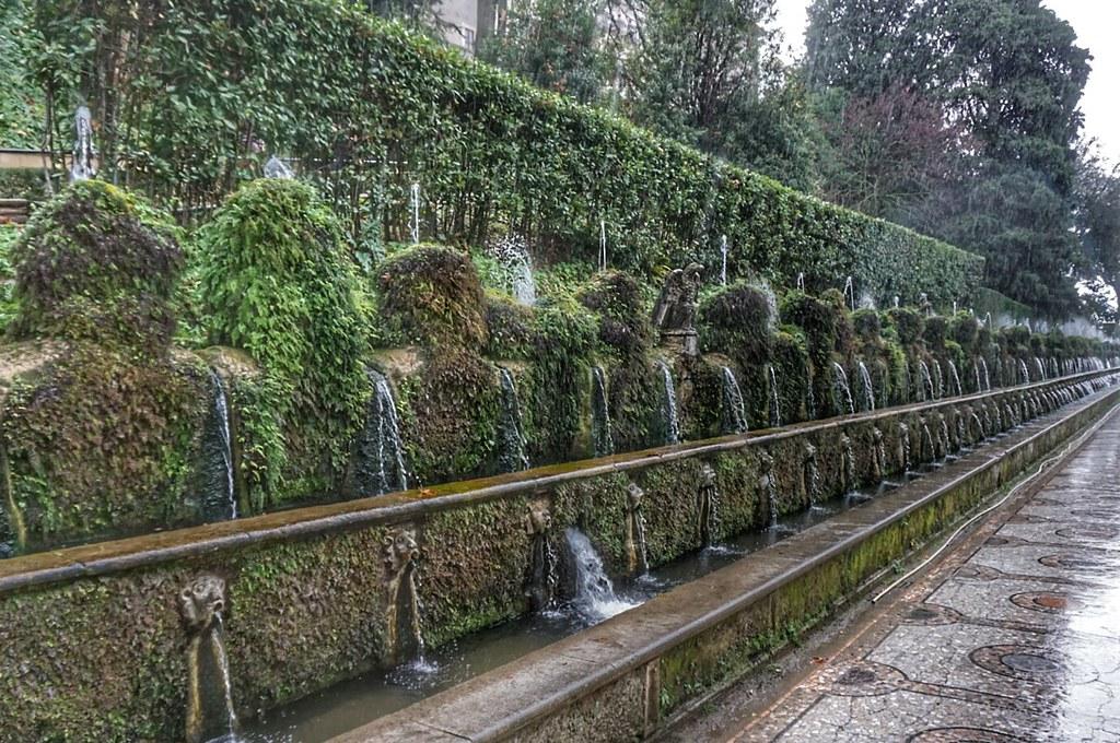 Le cento fontane