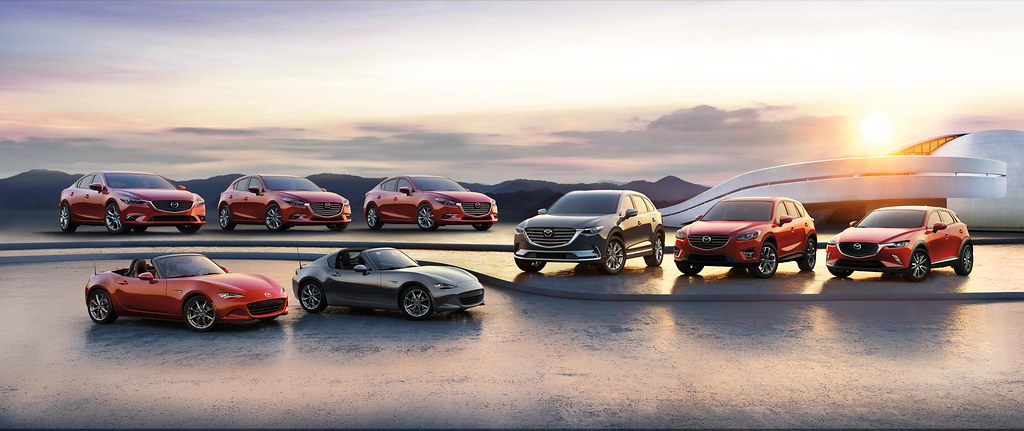 EPA names Mazda the most fuel-efficient automobile manufacturer in the U.S.