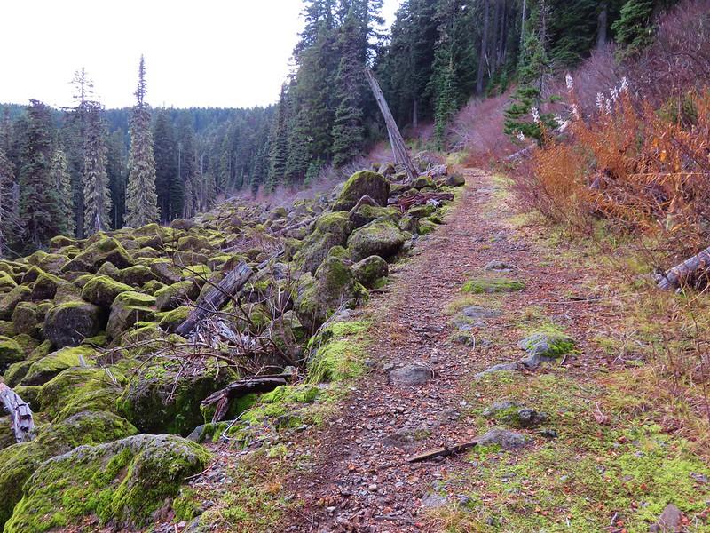 Rainy-Wahtum Trail