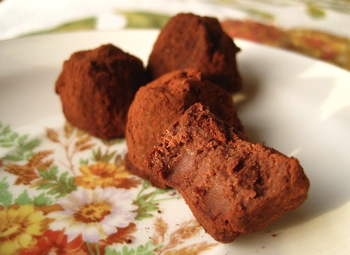 Irish Cream Truffles - Woodwind Gourmet