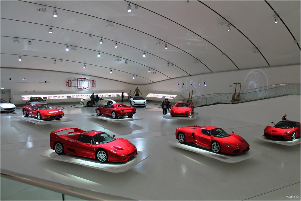 Museo Casa Enzo Ferrari.