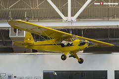 NC46471 - G31 - Private - Piper J-3L-65 Cub - Evergreen Air and Space Museum - McMinnville, Oregon - 131026 - Steven Gray - IMG_8769
