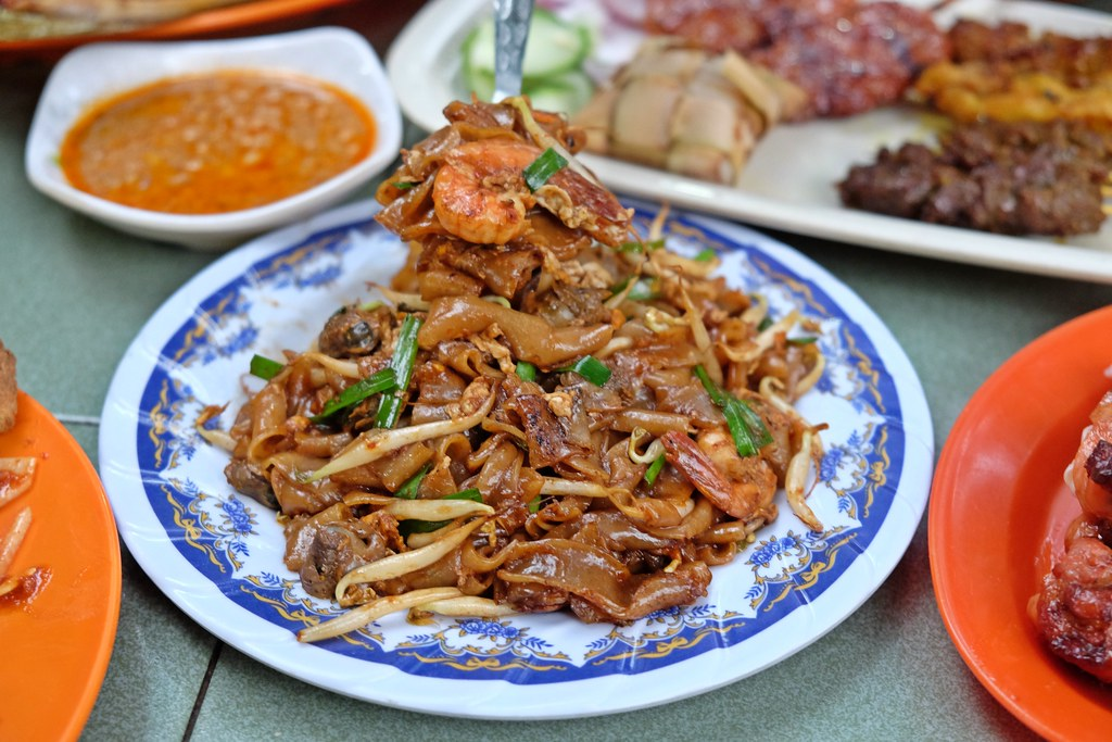 Cedar Point Food Centre: Ipoh Fried Kuey Tiao