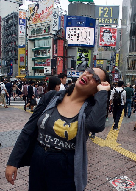 Fun in Shibuya