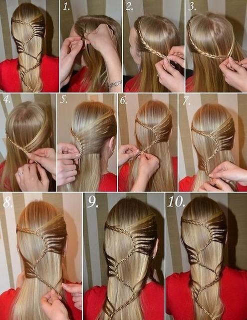 Tết tóc zíc zắc
