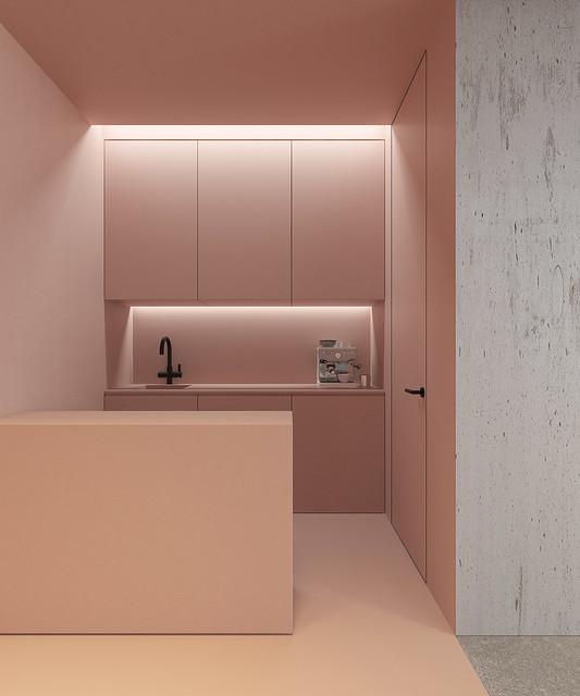 Pink office design in Ukraine by Emil Dervish Sundeno_02