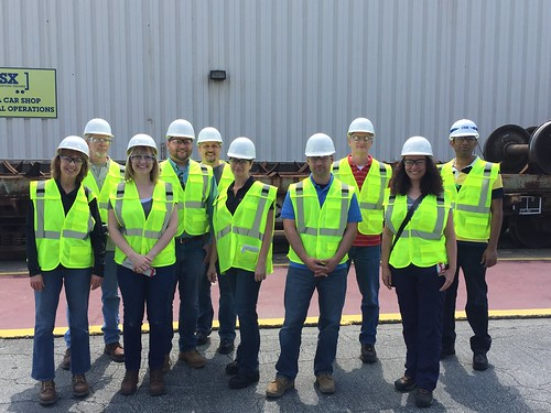 Railinc Training at CSX -- May 2015