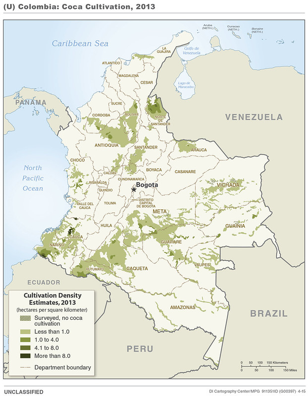 2015 Peru Coca Cultivation