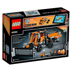 LEGO Technic 42060 Roadwork Crew 2