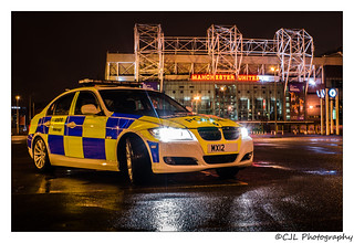 Greater Manchester Police ANPR Interceptor Unit - Brand new BMW 330. | by CJLPhotography.