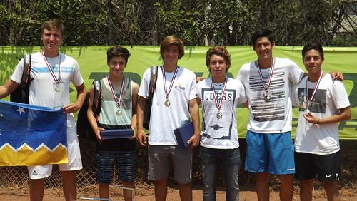Master Nacional de Menores by Dunlop