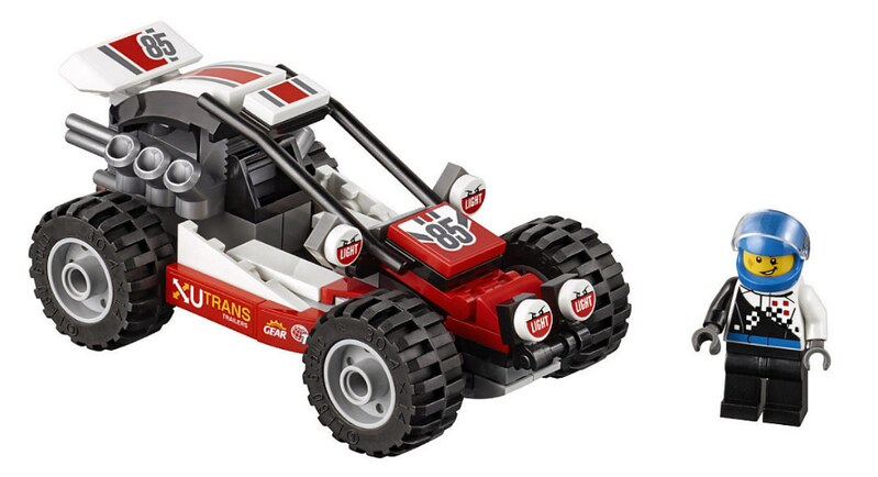 LEGO City 2017 - Buggy (60145)