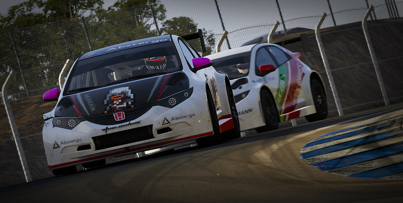 VTCC Spec Series 10 - #5 Zengo Motorsports Honda Civic WTCC 31248318412_cd86043d62_c