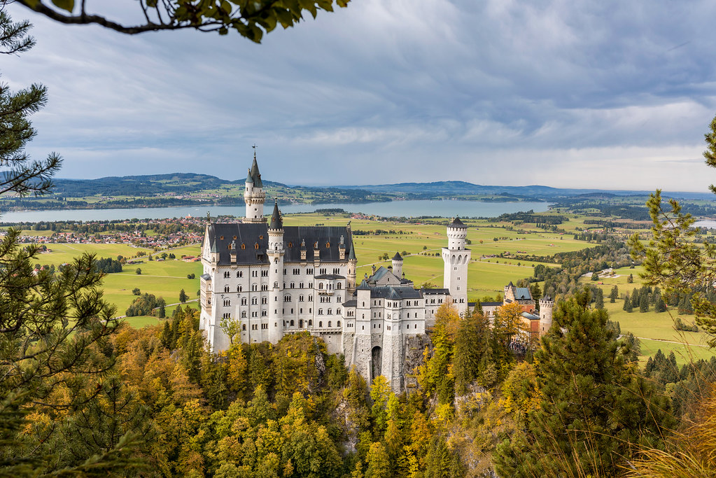 Märchenschloss Neuschwanstein II