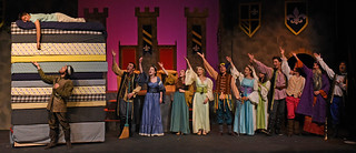 Vermont Academy:  Once Upon a Mattress