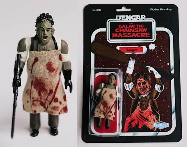 Credenda Studios Denar Leatherface starwarsallday