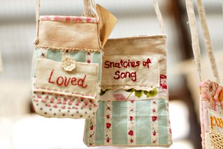 snatches of song bag | by grrl+dog