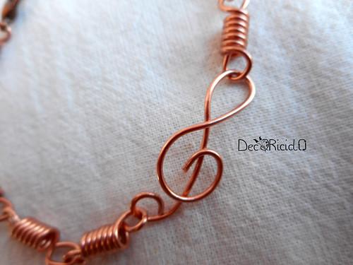 braccialetto Chiave di Violino 2