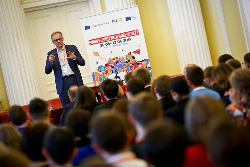 Obchody Europejskiego Tygodnia Młodzieży 2013