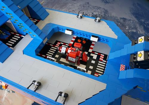 17 Hangars 3 Landing Pad 4