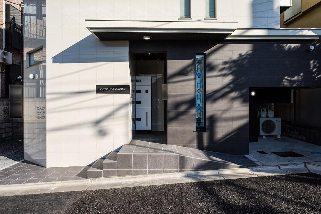 東京都世田谷区の集合住宅