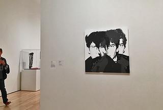 SFMoMA - Andy Warhol Robert Maplethorpe