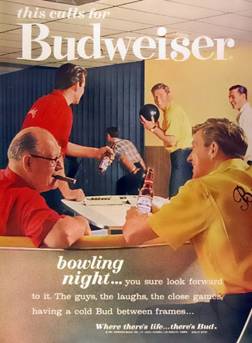 Bud-1962-this-calls-for-bowling-night