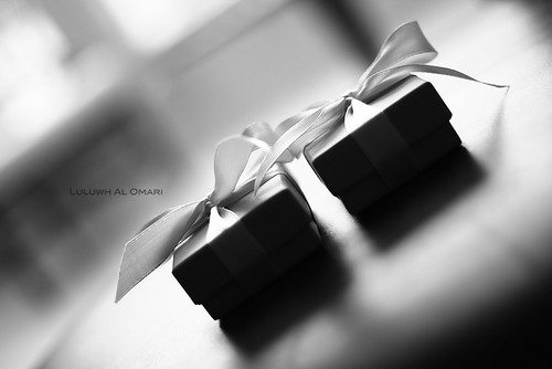 There's nothing better than Tiffany&co's boxes | by Luluwh Al Omari