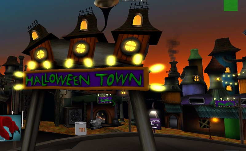 Halloween Town 2016
