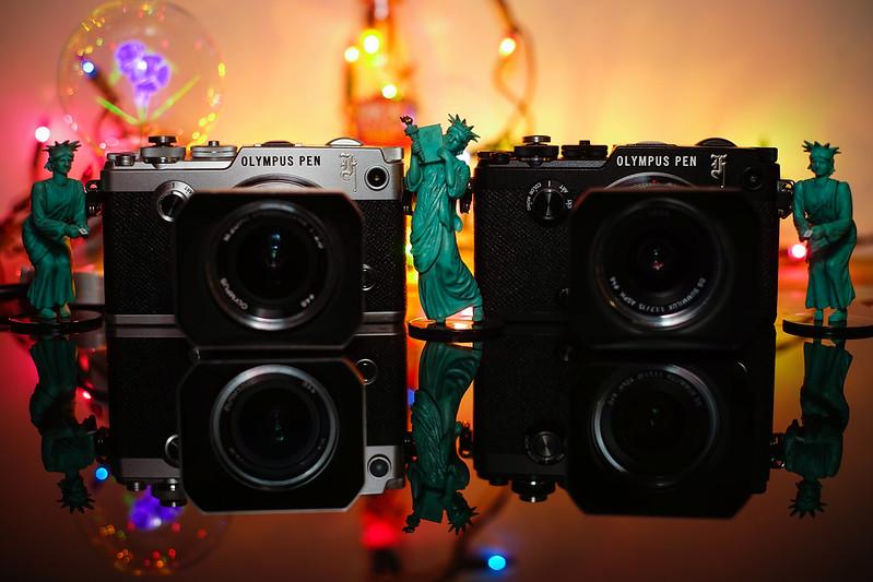 Olympus PEN-F|12mm f/2.0&15mm f/1.7