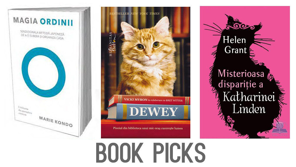 BOOK PICKS
