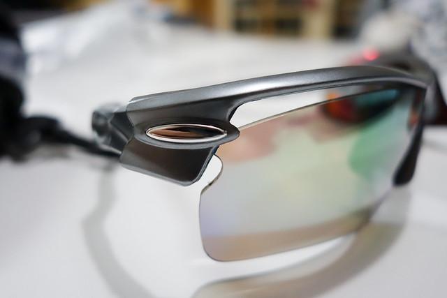 Ewin® スポーツサングラス 偏光レンズ UVカット 交換レンズ5枚付き UV400 レンズ交換可能 軽量 ユニセックス 登山 ゴルフ 釣り 野球 ランニング偏光サングラスセット