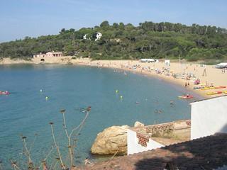 Playa de Castell.