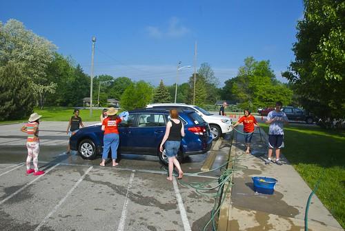 Mission Car Wash Oil Change