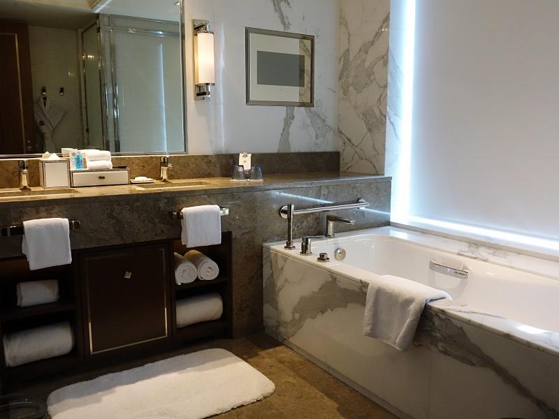 St. Regis bathroom