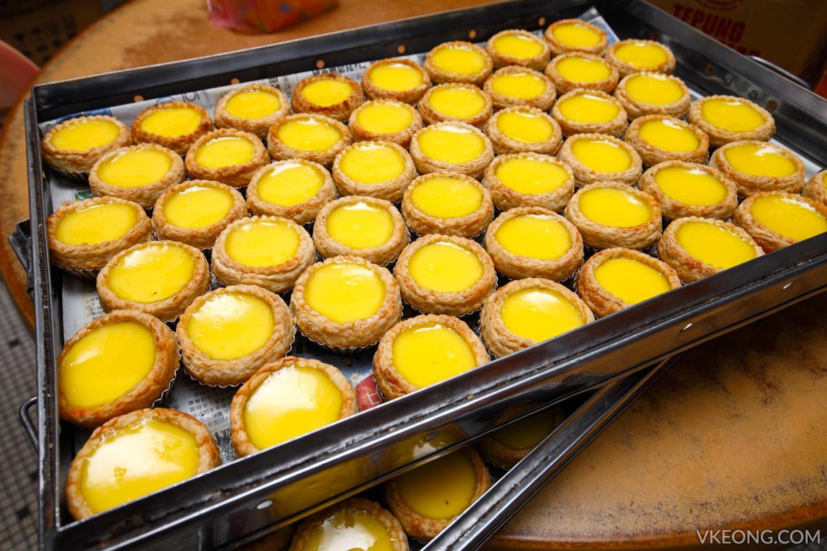 Ipoh Hong Kee Egg Tarts
