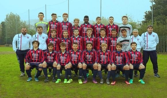 Giovanissimi Regionali Elite, Virtus - Villafranca 2-0