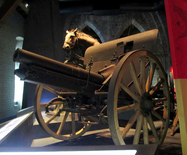 Italian Field Gun