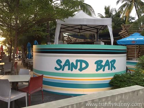 sand bar 9