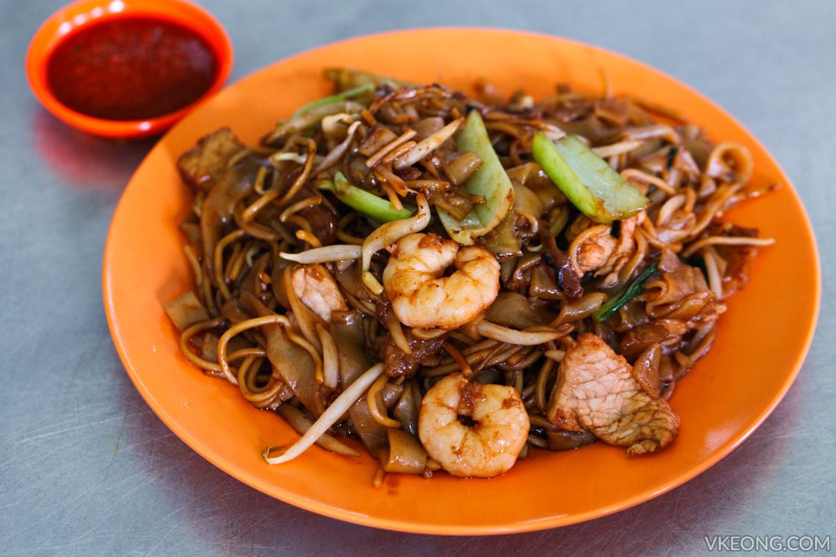 Fook Kee Fried Noodle Kampung Simee Ipoh