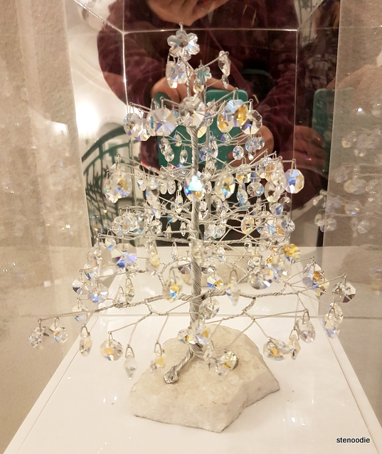 tree of crystals
