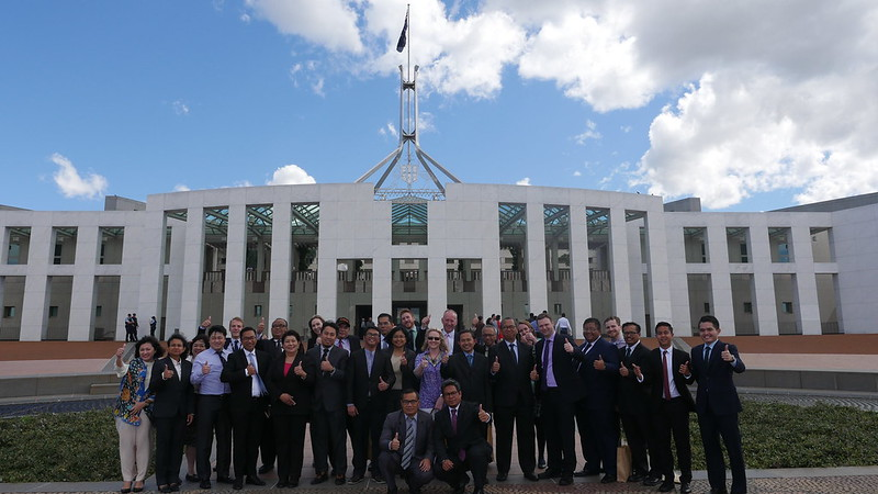 AILP November 2016: Parliament House, National Gallery Closing Dinner