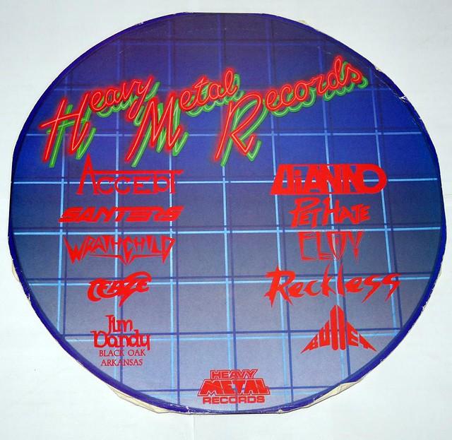 HEAVY METAL RECORDS