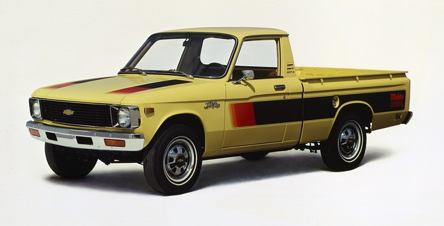 1977 Chevrolet LUV Mighty Mike