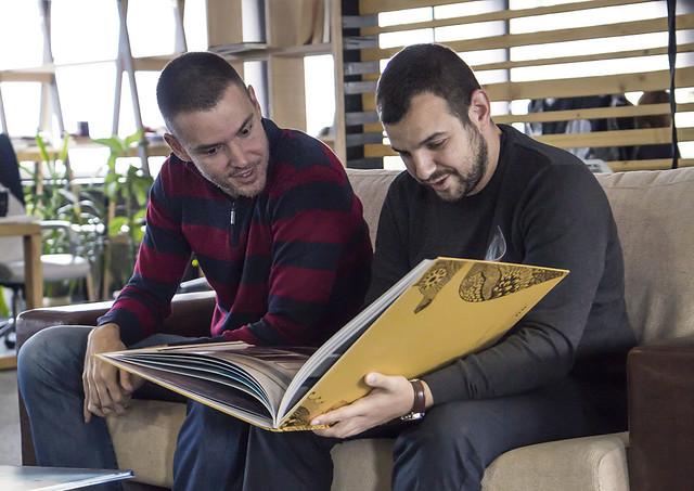 Ivan Baychev and Dimitar Nenov